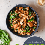 Ginger Chicken Fried Rice Recipe Remodelaholic