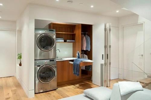 15 Closet Laundry Room Ideas