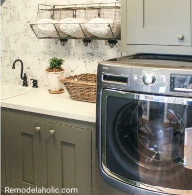 20+ One Wall and Small Laundry Rooms