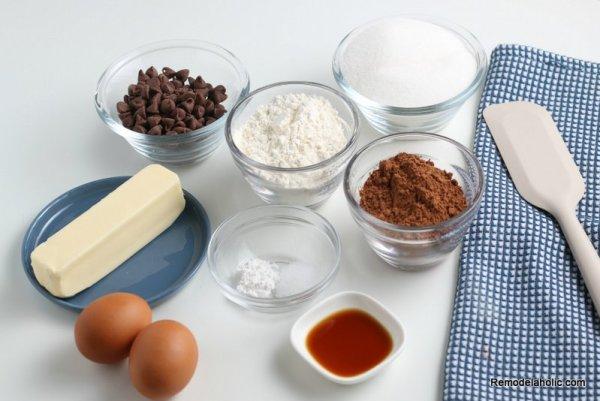 Easy Brownie Recipe From Remodelaholic