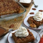 Easy Homemade Pumpkin Dump Cake With A Cake Mix, Pumpkin Spice Cake Recipe, Remodelaholic