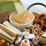 Easy Recipe Pumpkin Dip For Apples Pretzels And Cookies, Remodelaholic