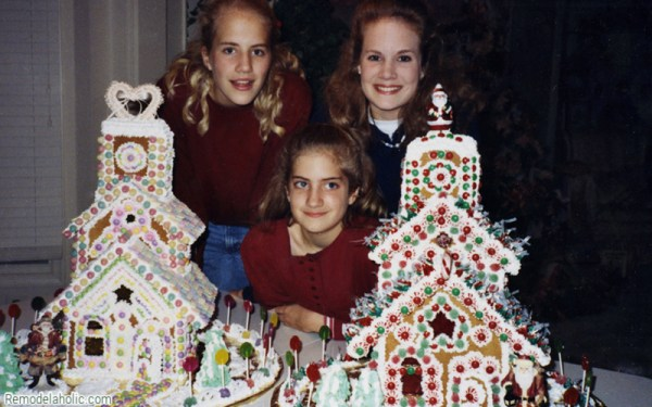 Recipe For Gingerbread Houses From Remodelaholic