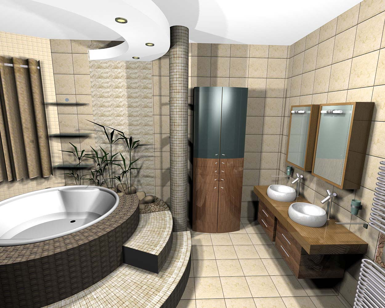 Amazing Bathroom Design And Decor