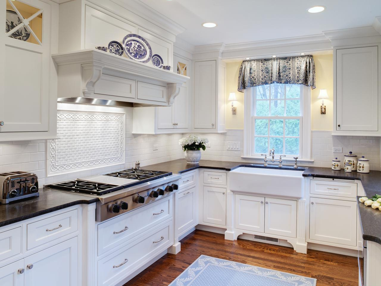 Top 15 Stunning Kitchen Design Ideas And Costs U2013 Home Improvement Advice By  RemodelGurus.com