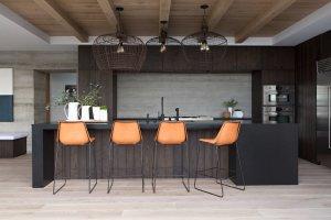 Habor View Hills outdoor kitchen