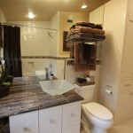 Mid Century Modern Bathroom Reno Before & After