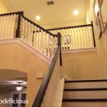"A ""WOW"" Staircase Re-Do"
