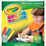 Quick, Easy, & Cute Take-Along Coloring Kit