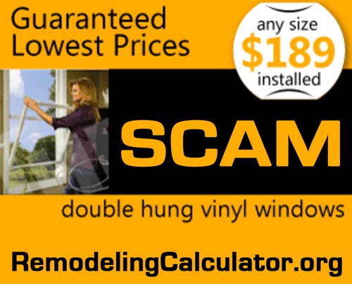 Fabulous 2019 Window Prices How Much New Vinyl Windows Really Cost Download Free Architecture Designs Rallybritishbridgeorg