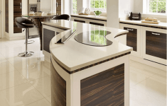 Excellent Curved Kitchen Island That No One Can Resist Of