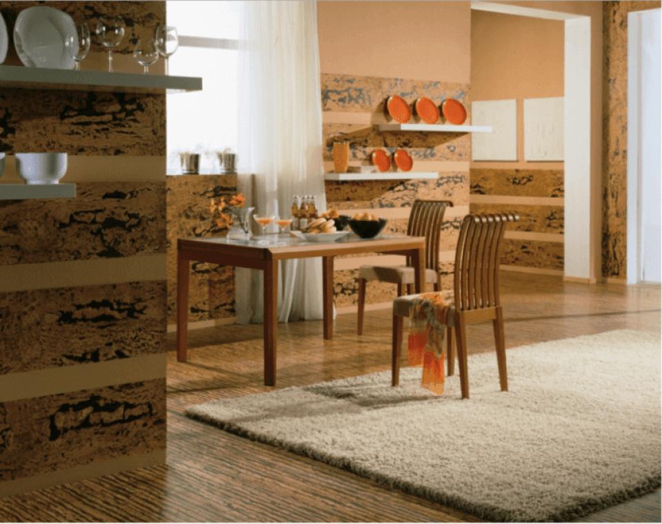 Cork Flooring in the Kitchen