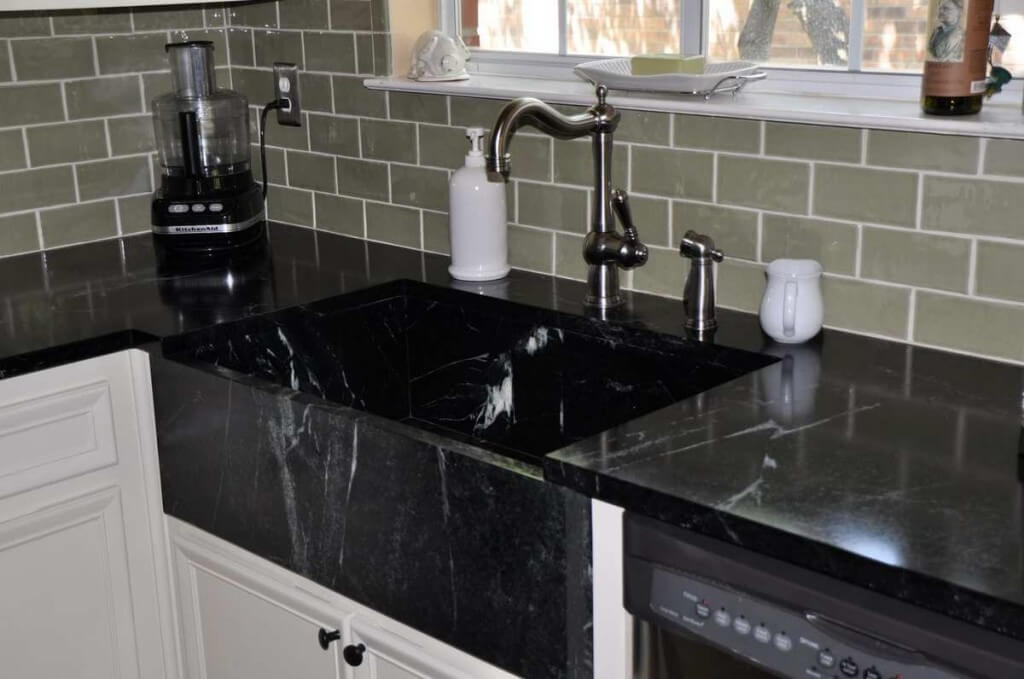 the best kitchen sinks 9 materials you will love remodeling cost rh remodelingcalculator org