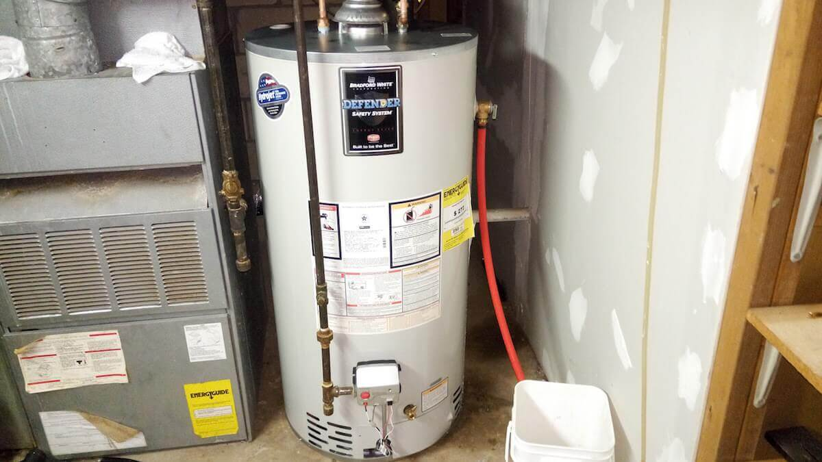 Water Heater Replacement Cost Calculator