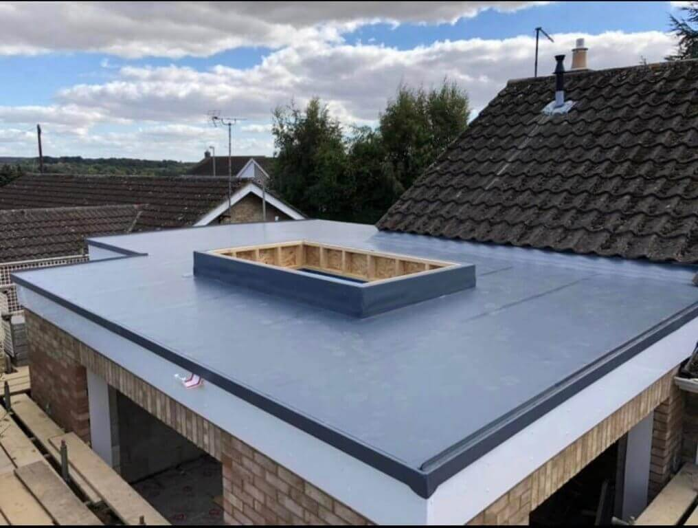 Roofing Materials For Flat Roofs