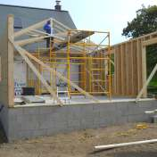 Building an Addition