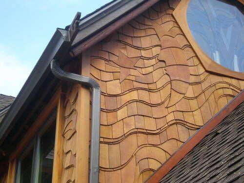 Decorative Wood Shingles