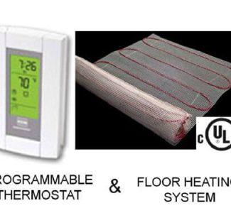 Electric Floor Heating Mat