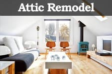 Get free attic remodel quotes