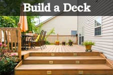 Get free deck building quotes