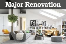 Get free major renovation quotes