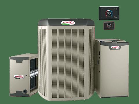 Lennox XP25 Central Heat Pump AC