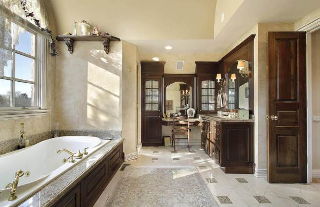 Cost of a Luxury Master Bathroom Renovation
