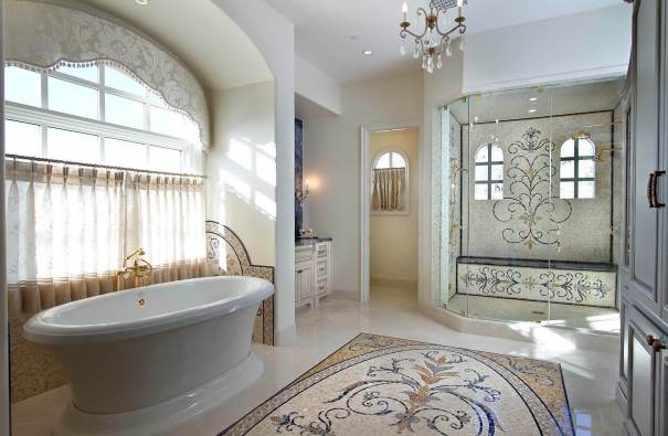 cost to tile a shower