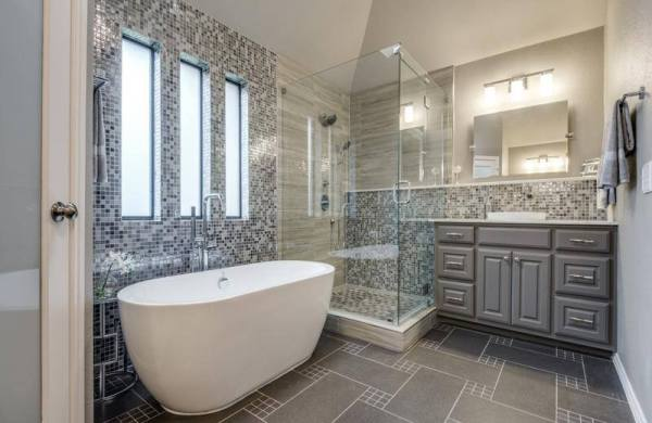 Moving Bathroom Bathtub to new location