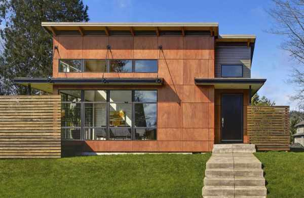 Cost of Composite Wood Siding Panels