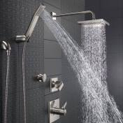 bathroom rain shower head