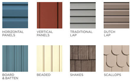 5 Best Types Of Vinyl Siding Installation Costs Pros Amp Cons Remodeling Cost Calculator