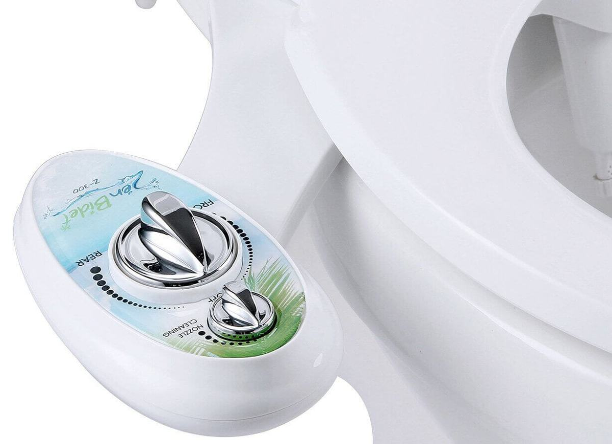 How To Install A Toilet Bidet Attachment Zenbidet Hot Cold Water Attachment Remodeling Cost Calculator
