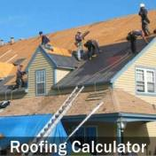 New roof cost estimator