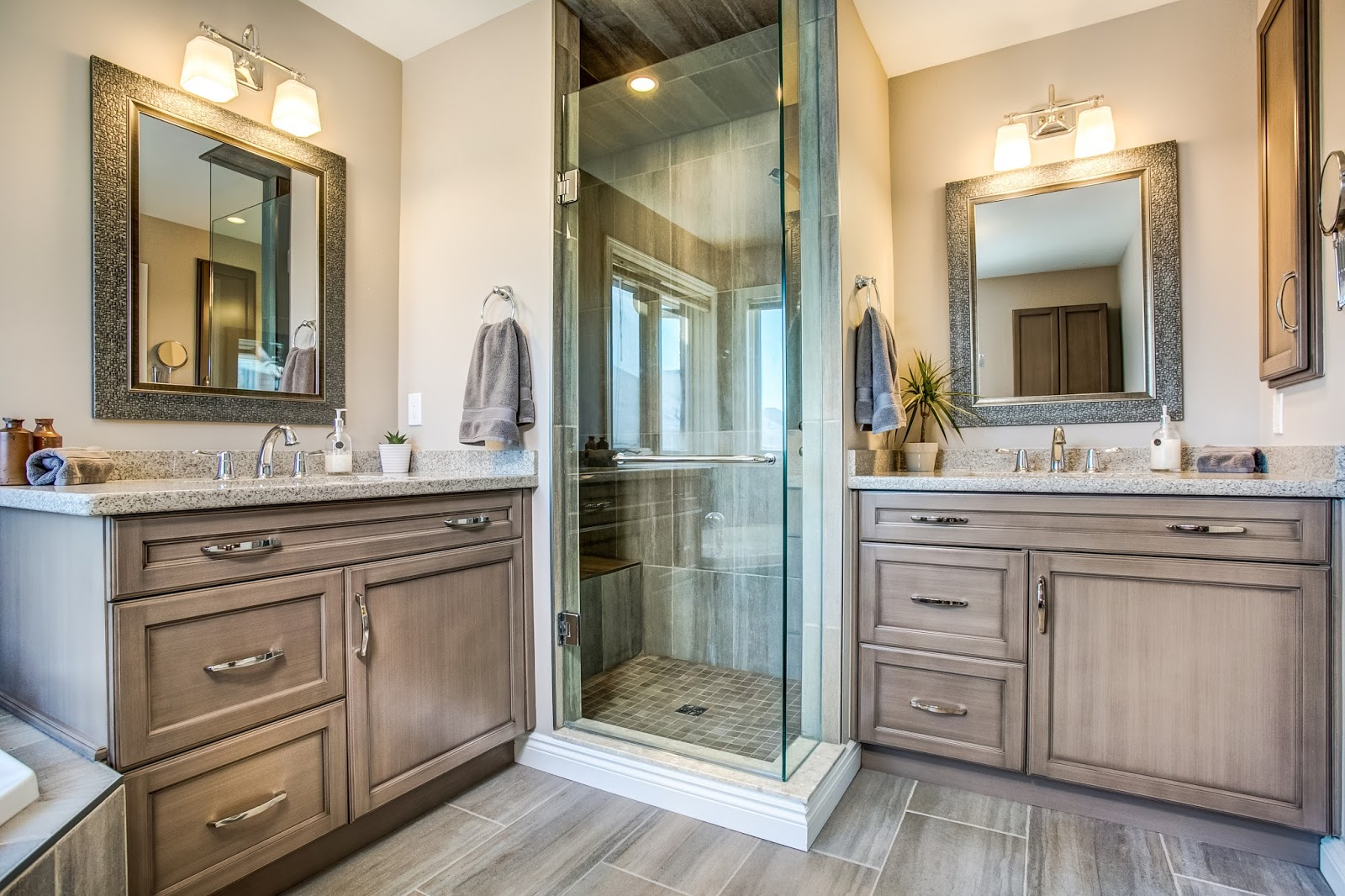 Bathroom remodel cost budget average luxury home - How much for small bathroom remodel ...