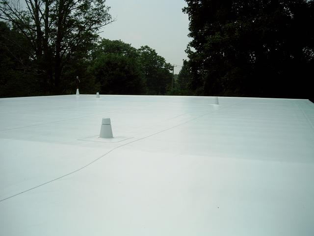 PVC Roof Options and Costs – PVC vs. TPO Membrane in 2021