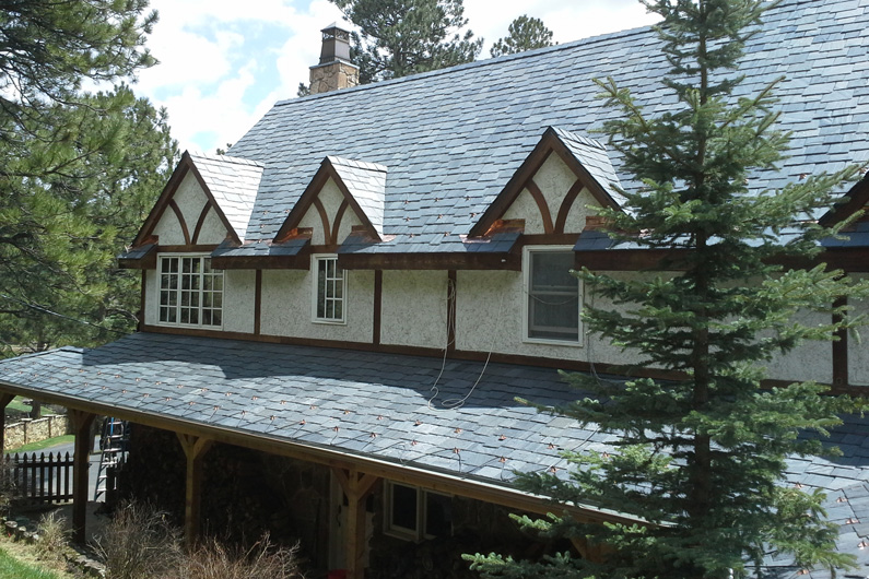 slate roof cost, colors, pros & cons, installation, roi in 2017