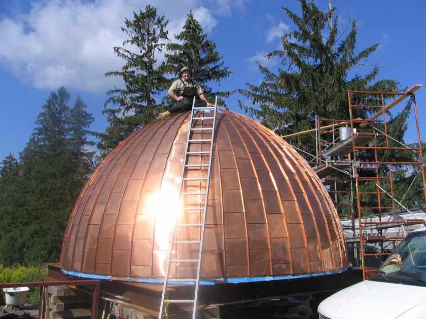 Copper Roof Cost And Pros And Cons Copper Roofs For