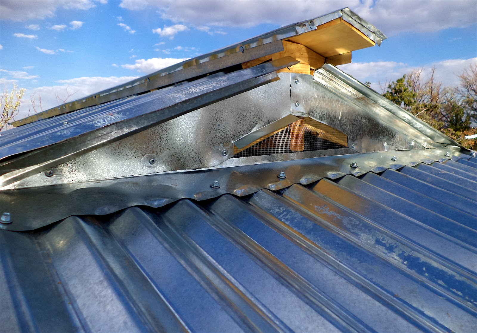 Corrugated Ribbed Metal Roofing Cost And Pros Cons 2020 Home Remodeling Costs Guide