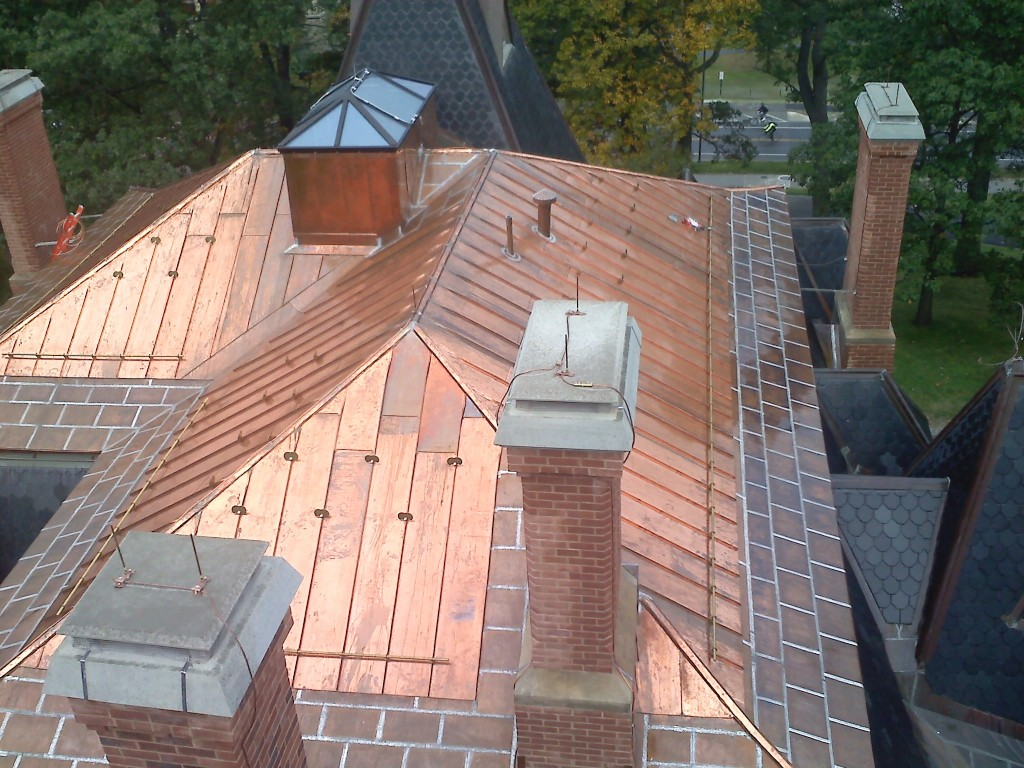 Copper Roof Cost And Pros Amp Cons 2017 2018 Home
