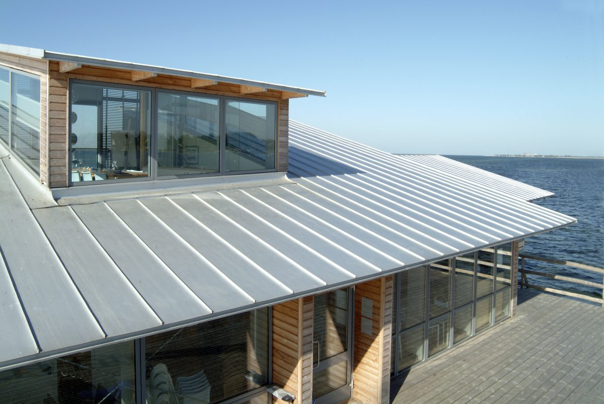 Zinc: The Dark Horse of Metal Roofing - Zinc Roof Costs 2019