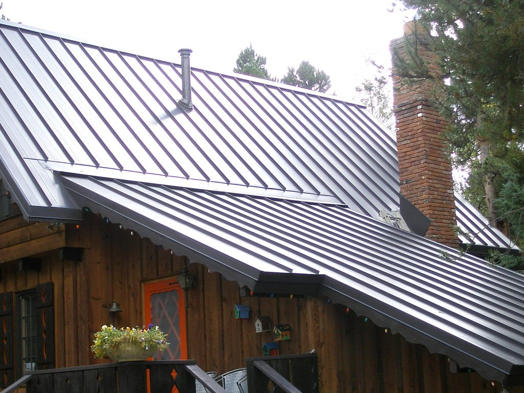 Zinc the dark horse of metal roofing zinc roof costs for Cost of building a roof