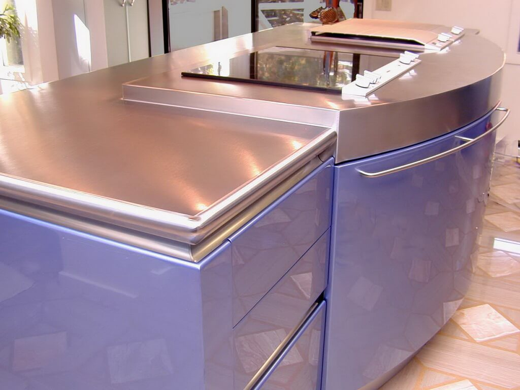 countertops pros cons recycled copper costs cost top home plus countertop glass