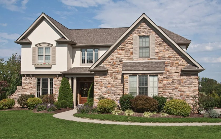Stone Siding Cost Pros Cons Natural Stone Vs Msv Home Remodeling Costs Guide