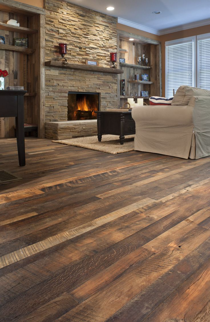 Top 15 flooring ideas plus costs installed pros and cons in 2017 if you like the look of hardwood but dont like the price tag or youre concerned about putting it in a room where moisture might be a problem dailygadgetfo Choice Image