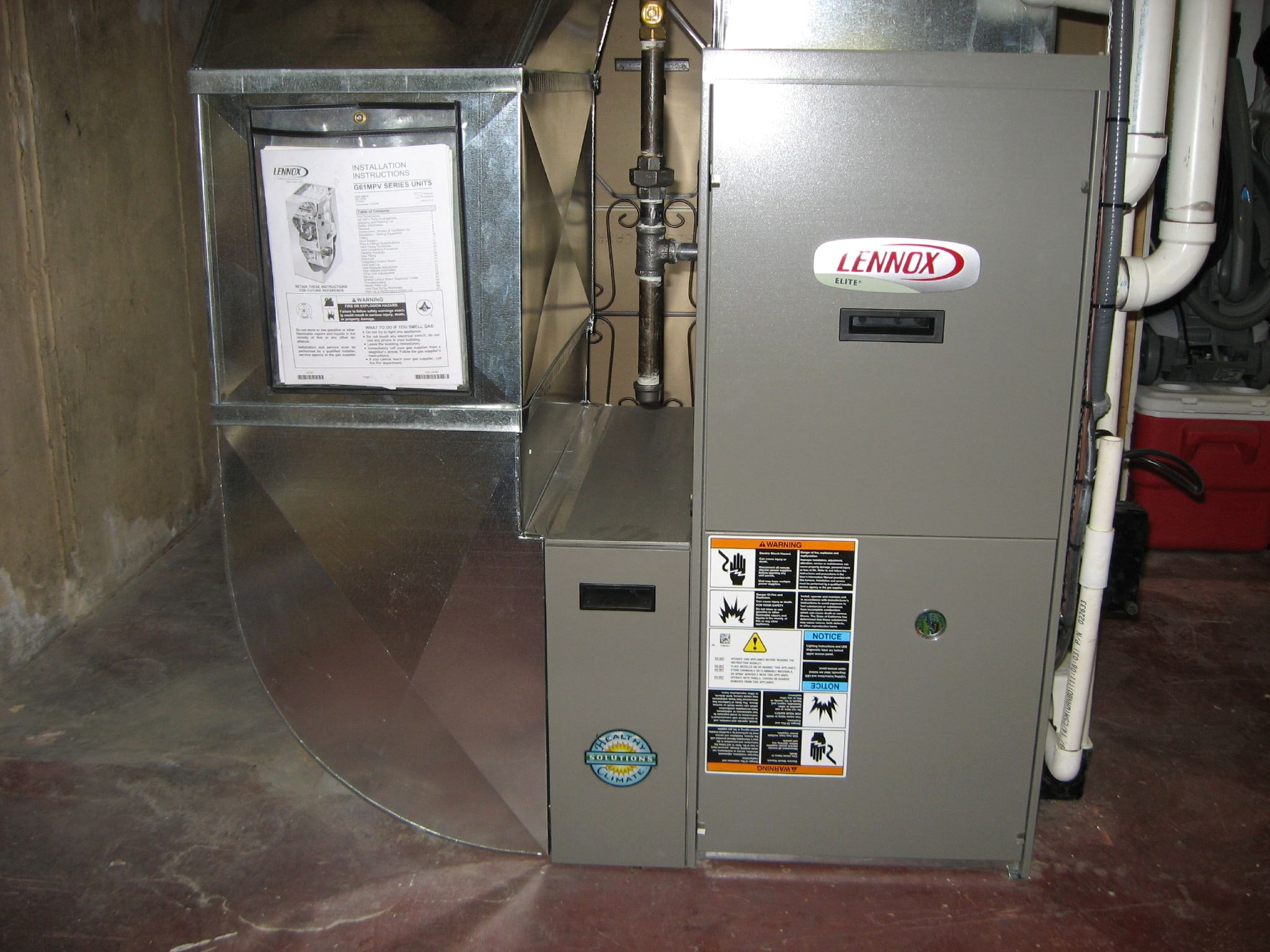 New Gas Furnace Prices And Installation Costs In 2020