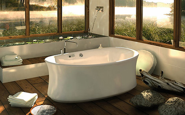 Amazing DIY Bathtub Design Ideas And Cost - Bathtub removal and installation cost