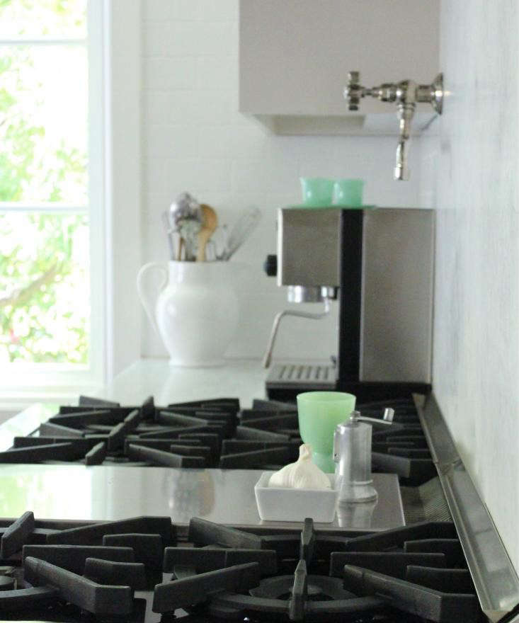 Domestic Dispatches Why Your Kitchen Needs A Pot Filler Faucet Remodelista