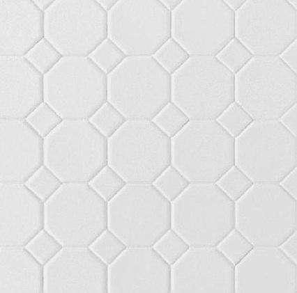 daltile s octagon and dot ceramic tiles
