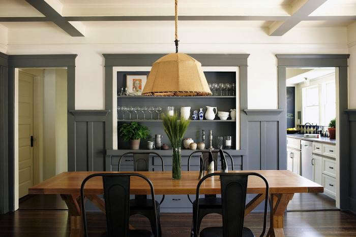 Trends In Painted Trim White Vs Color Schneiderman S The Blog Design And Decorating